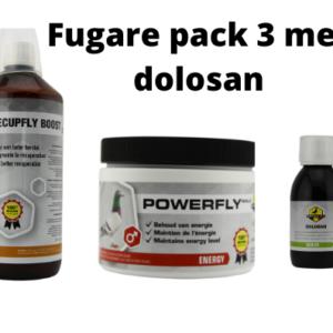 Fugare pack avec dolosan Pro Bel Fly