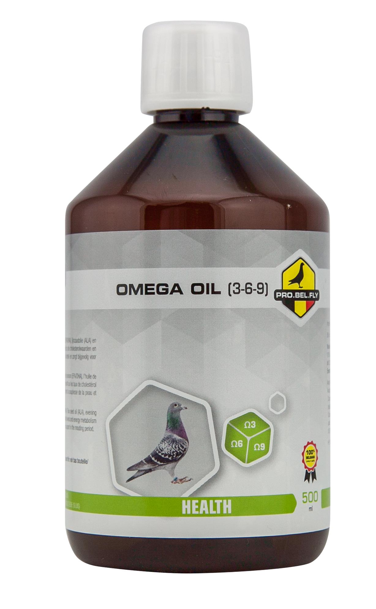 Omega Olie Pro Bel Fly