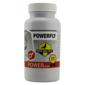 Powerfly male caps
